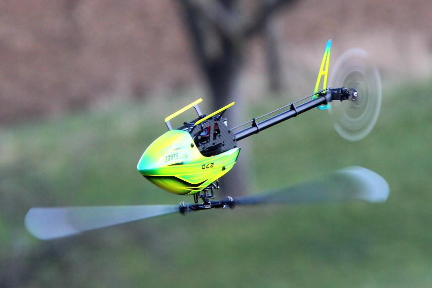 Blade Fusion 270 - Jungfernflug