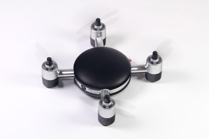 DS24 MJX X906T Mini Lilly FPV Quadrocopter: Ohne Prop Guards