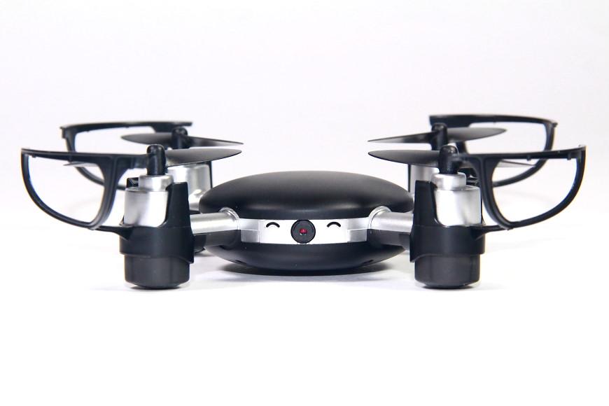 DS24 MJX X906T Mini Lilly FPV Quadrocopter: Ansicht von vorne
