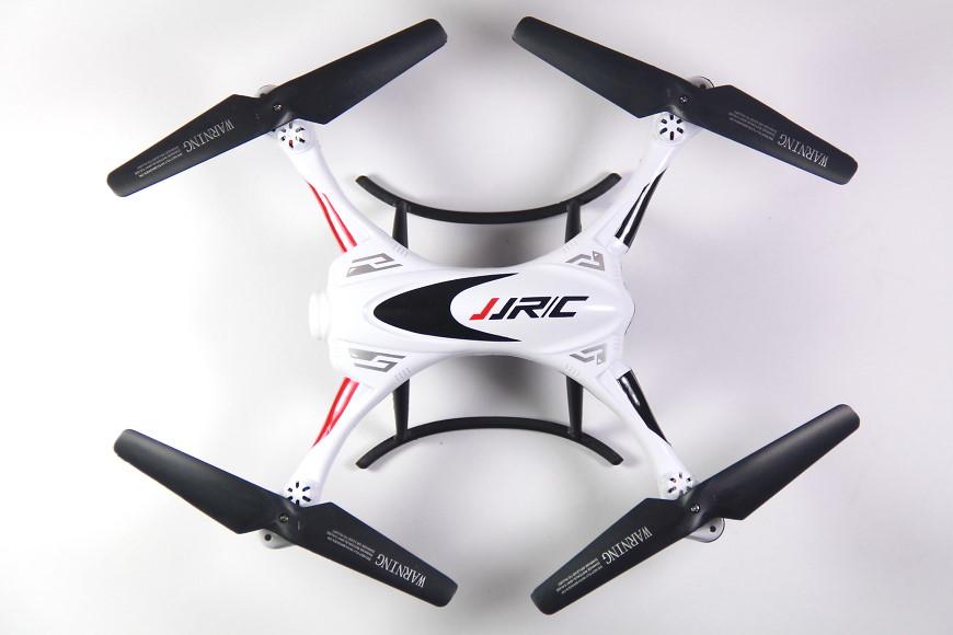 JJRC H31 Quadrocopter - Ansicht von oben