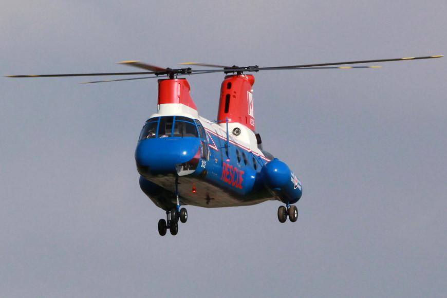 Rotor live 2016: Boeing Vertol CH-113 Labrador
