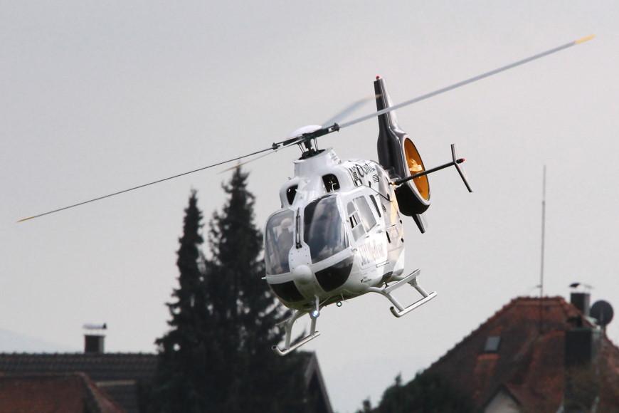 Rotor live 2016: Vario EC-135 P2