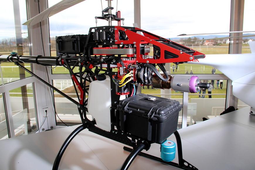 ROTOR live 2018 Iffezheim: XXL-Helicopter
