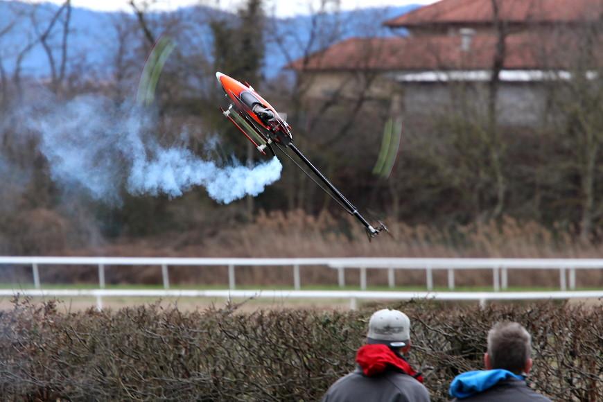 ROTOR live 2019: Miniature Aircraft Whiplash