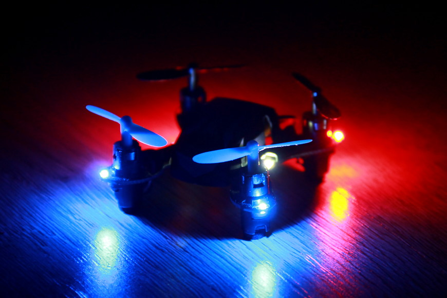 hobbyzone FAZE V2 LED Night