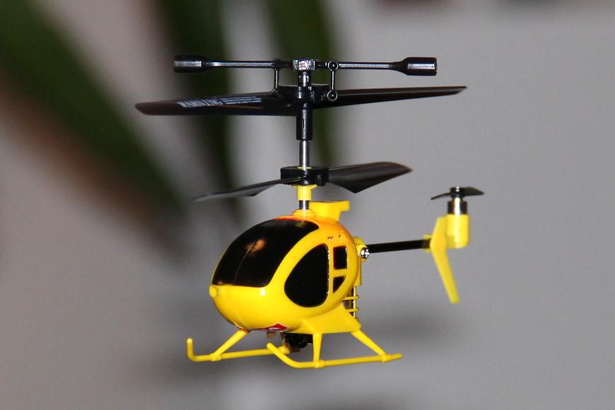 s-idee 01152 (Syma S6 Mini) - Im Flug