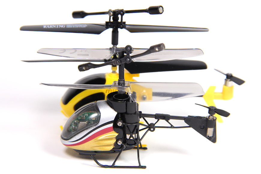 Syma S6 Mini vs. Silverlit Nano Falcon