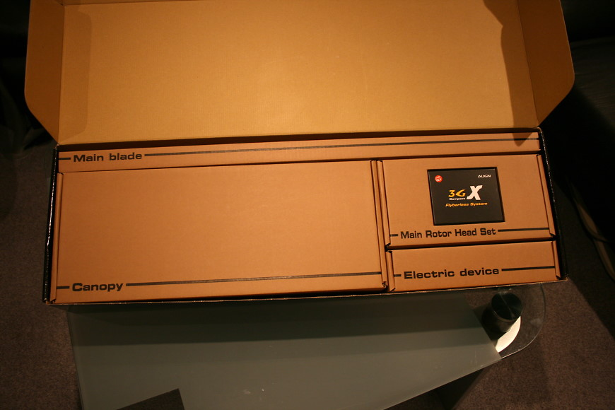 Align T-Rex 700E DFC HV Super Combo