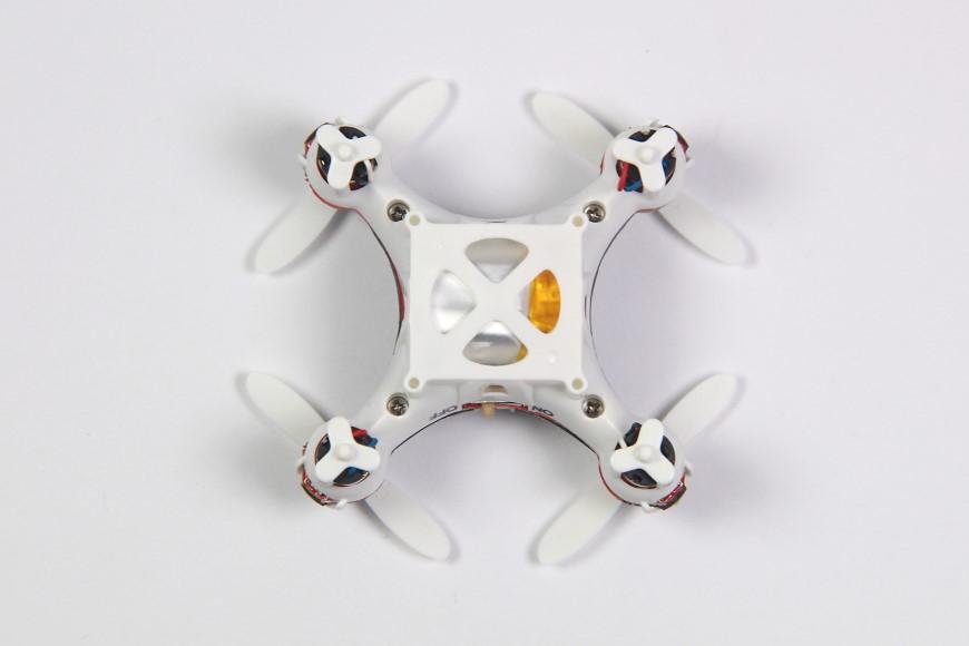 Sbego FQ777-124 Pocket Drone - Ansicht von unten