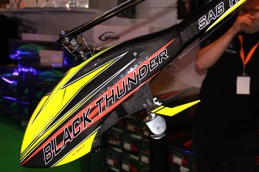 Rotor live 2016: SAB Goblin Black Thunder