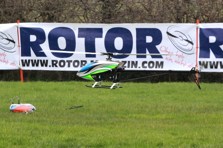 Rotor live 2016: Heli Professional Soxos 700