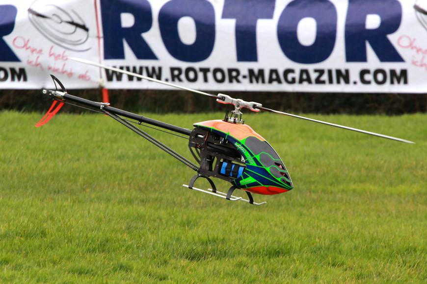 Rotor live 2016: Logo 700 XXtreme