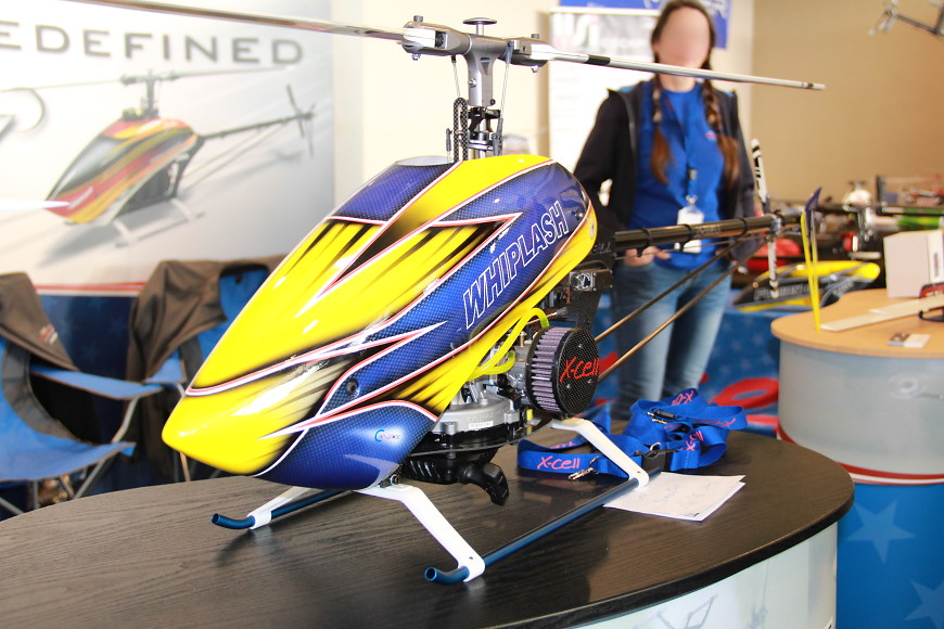 ROTOR live 2017: Miniature Aircraft USA Whiplash