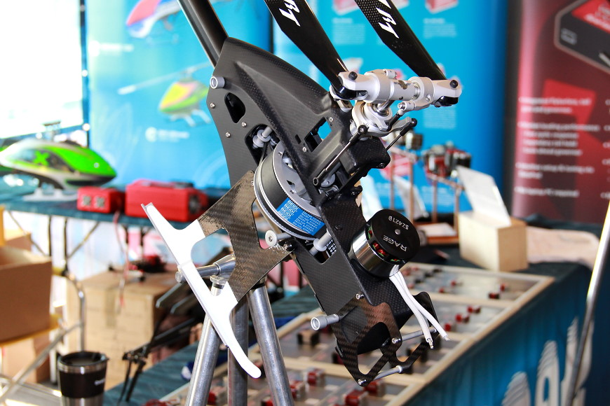 ROTOR live 2017: Compass eXo 500