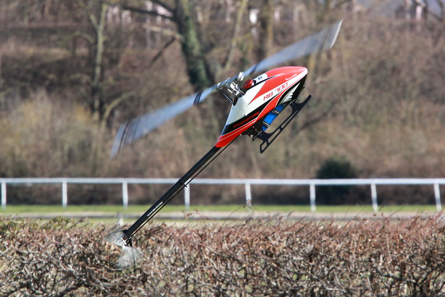 ROTOR live 2017: RB 700 Prototype (HD Helicopters)