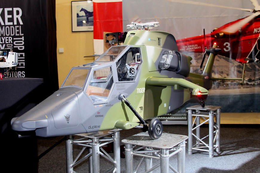 ROTOR live 2019: Eurocopter Tiger