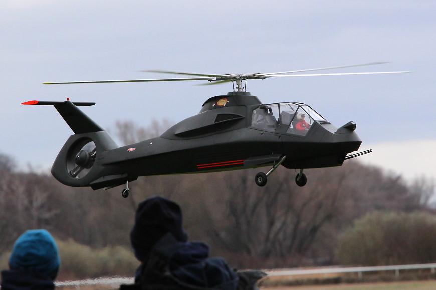 ROTOR live 2019: Alterbaum Premium Helicopter Comanche